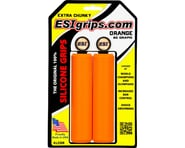 ESI Grips Extra Chunky Silicone Grips (Orange) | relatedproducts