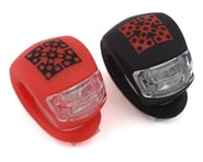 Fit Bike Co Bike Lights (Front and Rear) (Black/Red) | alsopurchased