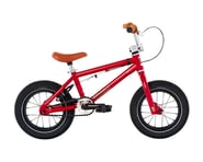 "Fit Bike Co 2021 Misfit 12"" BMX Bike (13"" Toptube) (Warm Red) 