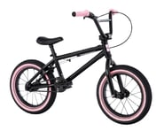 "Fit Bike Co 2021 Misfit 14"" BMX Bike (14.25"" Toptube) (Black) 