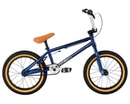 "Fit Bike Co 2021 Misfit 16"" BMX Bike (16.25"" Toptube) (Trans Navy Blue) 