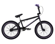 "Fit Bike Co 2021 Misfit 18"" BMX Bike (18"" Toptube) (Matte Black) 
