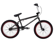"Fit Bike Co 2021 Misfit 18"" BMX Bike (18"" Toptube) (Trans Black) 