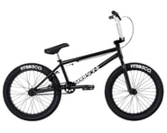 "Fit Bike Co 2021 Series One BMX Bike (MD) (20.5"" Toptube) (Gloss Black) 