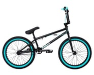 "Fit Bike Co 2021 PRK BMX Bike (MD) (20.5"" Toptube) (Black Teal Flake) 