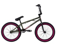 "Fit Bike Co 2021 PRK BMX Bike (XS) (20"" Toptube) (Salamander Green) 