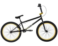 "Fit Bike Co 2021 Series 22 BMX Bike (21.125"" Toptube) (Gloss Black) 