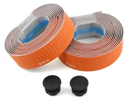 fizik Tempo Microtex Classic Handlebar Tape (Orange) (2mm Thick) | alsopurchased