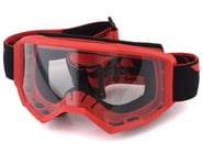 Fly Racing Focus Goggle (Red) (Clear Lens) | relatedproducts