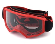 Fly Racing Focus Youth Goggle (Red) (Clear Lens) | relatedproducts