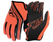 Fly Racing Windproof Gloves (Orange/Black) | product-related