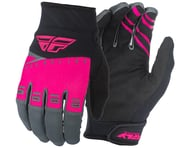 Fly Racing F-16 Gloves (Pink/Black/Grey) | relatedproducts