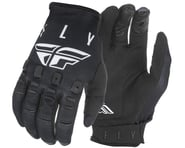 Fly Racing Kinetic K121 Gloves (Black/White) | relatedproducts