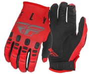 Fly Racing Kinetic K220 Gloves (Red/Grey/Black) | relatedproducts