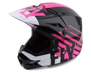 Fly Racing Youth Kinetic Thrive Helmet (Pink/Black/White) | relatedproducts
