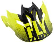 Fly Racing Default Visor (Hi-Vis/Yellow) | relatedproducts