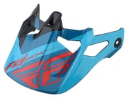 Fly Racing Werx Helmet Visor (Ultra) (Red/Blue/Black) | alsopurchased