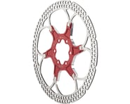 Formula Italy Alloy Carrier Disc Brake Rotor (Red) (6-Bolt/Centerlock) (1) | relatedproducts