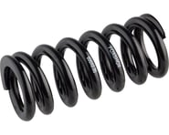 "Fox Suspension Steel Rear Shock Spring (Black) (450lbs) (2.5-2.75"") 