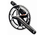 FSA Gossamer Pro ABS Crankset (Black) (2 x 11 Speed) (386EVO Spindle) (175mm) (50/34T) | relatedproducts