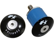 Fyxation Black Track Bar End Caps | relatedproducts