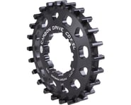 Gates Carbon Drive CDX Belt Drive SL Rear Cog (Black) (24T) | relatedproducts