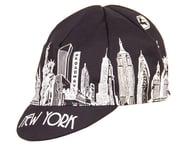 Giordana NEY YORK CITY-LANDMARKS CAPS - BLACK/WHITE | alsopurchased