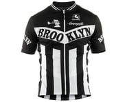Giordana Team Brooklyn Vero Pro Fit Short Sleeve Jersey (Black) | relatedproducts