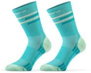 Giordana FR-C Tall Lines Socks (Sea Green) | relatedproducts
