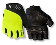 Giro Monaco II Gel Bike Gloves (Hi Vis Yellow) | relatedproducts