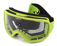 Giro Tempo Mountain Goggles (Lime) (Clear Lens) | relatedproducts