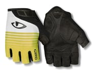 Giro Jag Short Finger Gloves (Green/Grey) | relatedproducts