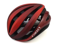 Giro Aether Spherical Road Helmet (Matte Bright Red/Dark Red) | relatedproducts