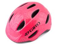Giro Scamp Kid's Bike Helmet (Bright Pink/Pearl) | alsopurchased