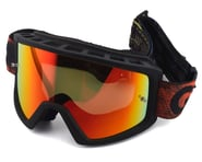 Giro Blok Mountain Goggles (Hyper Black/Red) (Amber Lens) | relatedproducts