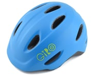 Giro Scamp Kid's MIPS Helmet (Matte Blue/Lime) | relatedproducts