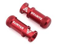 Granite-Design Juicy Nipples Presta Valve Core Remover Caps (Red) (2) | product-also-purchased