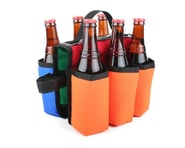 Green Guru Sixer 6-Pack Insulated Top Tube Holder (Color Varies) | relatedproducts