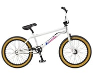 """GT 2021 Pro Performer 20"""" BMX Bike (20.75"""" Toptube) (White) 