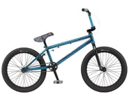 "GT 2021 Performer 20.5 BMX Bike (20.5"" Toptube) (Trans Teal) 