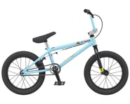 "GT 2021 Lil Performer 16"" BMX Bike (16.5"" Toptube) (Aqua Blue) 
