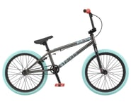"GT 2021 Air BMX Bike (20"" Toptube) (Trans Black) 