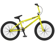 "GT 2021 Air BMX Bike (20"" Toptube) (GT Yellow) 