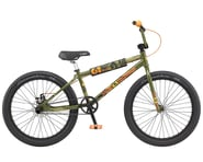 "GT 2021 Pro Series 24"" BMX Bike (21.75"" Toptube) (Green Camo) 