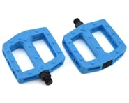 "GT PC Logo Pedals (Cyan) (Pair) (9/16"") 