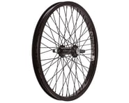 "Gusset Black Dog Front Wheel (3/8"") (48H) (20"") 