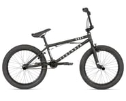 "Haro Bikes 2021 Leucadia DLX BMX Bike (20.5"" Toptube) (Matte Black) 