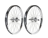 Haro Bikes Lineage Super Pro 48H Wheels (Chrome) | product-related