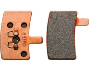 Hayes Stroker Trail/Carbon Sintered Disc Brake Pads | relatedproducts