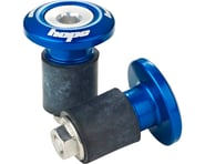 Hope Grip Doctor Bar End Plugs (Blue) | relatedproducts